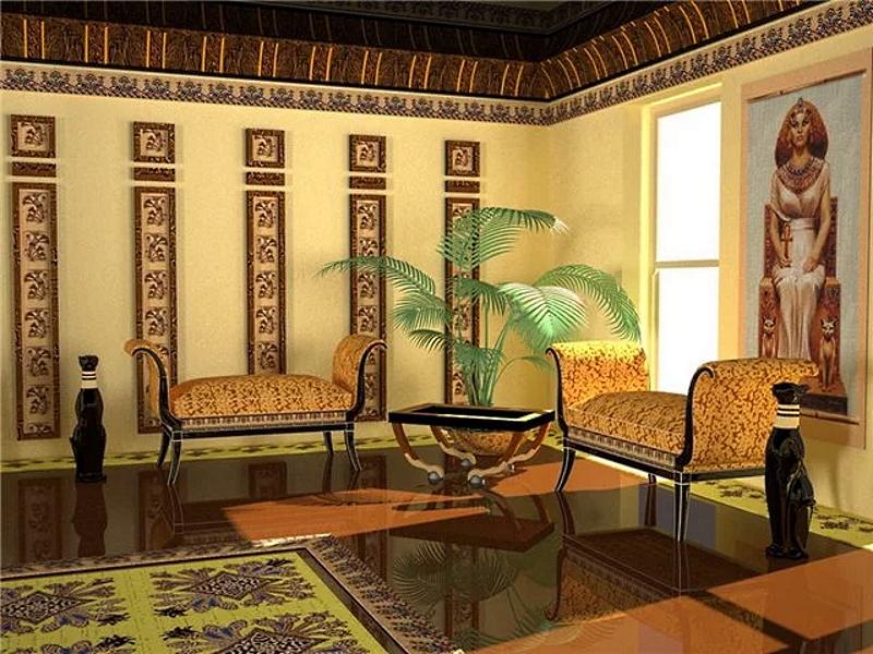 Ваш египетский интерьер - GreenhouseBay.ru