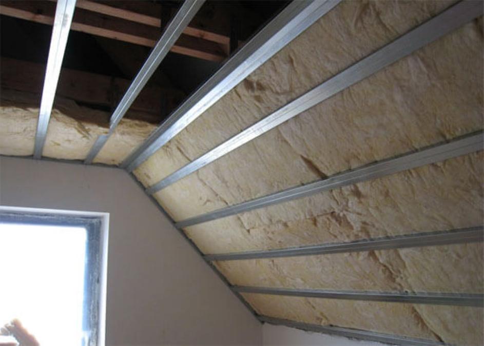 Утепляем крышу – значит утепляем весь дом