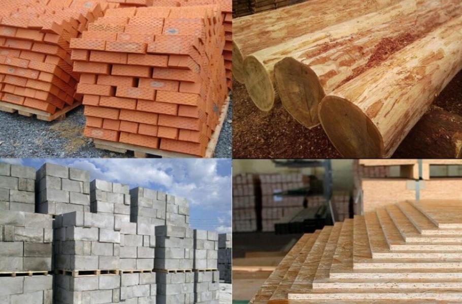 Из какого материала лучше строить стенки дома